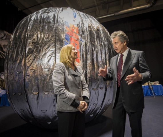 NASA And Bigelow Aerospace Announce Addition To International Space Station