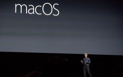 The Apple macOS High Sierra