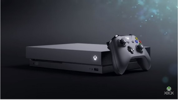 Xbox One X First Look