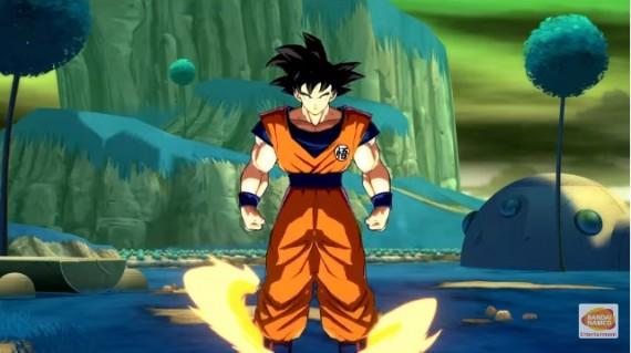 "Goku Returns In ""Dragon Ball Fighter Z"""