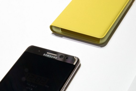 Samsung Galaxy Note 8: The First Smartphone Powered By Qualcomm Snapdragon 836; Expect a Mid-August Launch
