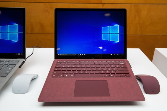 Microsoft's New Surface Pro