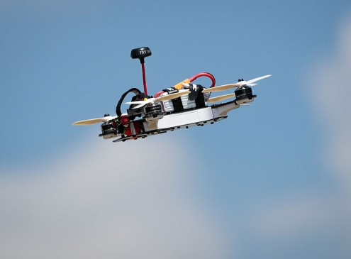 MIT's Drone Can Both Fly And Drive And A Major Impact On Transportation [VIDEO]