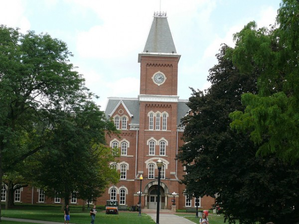 Fired Marching Band Director Sues OSU President for Unlawful Termination.